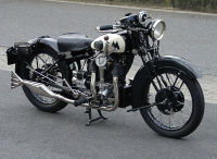 Matchless Silver Hawk