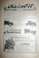 Advertisement For Maxwell, National And Premier Automobiles
