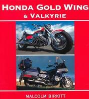 Honda Gold Wing And Valkyrie