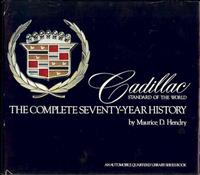 Cadillac: Standard Of the World: The Complete Seventy-Year History