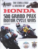 The Challenge & Dream of Honda 500 Grand Prix Motor Cycle Wins