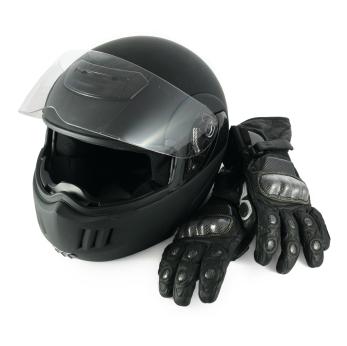 Modern Motorcycle Helmet