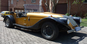 1956 Morgan Replica