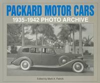 Packard Motor Cars 1935 - 1942 Photo Archive