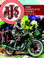 AJS: The Complete Story