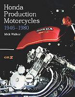 Honda Production Motorcycles 1946-1980