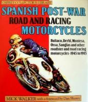 Spanish Post-War Road And Racing Motorcycles