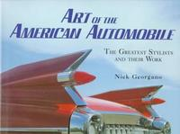 Art Of The American Automobile: The Greatest Stylists And Their Work