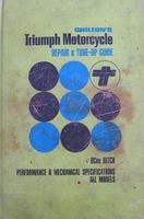 Chilton's Triumph Motorcycle Repair & Tune-Up Guide