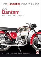 BSA Bantam (Essential Buyer's Guide)