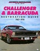 Challenger & Barracuda Restoration Guide 1967 - 1974
