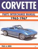 Corvette: Parts Interchange Manual 1963-1967