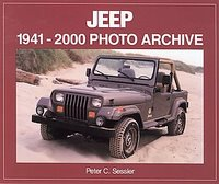 Jeep: 1941-2000 Photo Archive