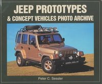 Jeep Prototypes & Concept Vehicles: Photo Archive