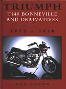 Triumph T140 Bonneville And Derivatives 1973-1988