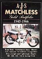 AJS And Matchless Gold Portfolio 1945-1966