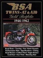BSA Twins A7 & A10: 1946-1962 (Gold Portfolio)