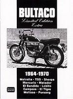 Bultaco Limited Edition Extra 1964-1970