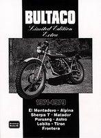 Bultaco Limited Edition Extra 1971-1979