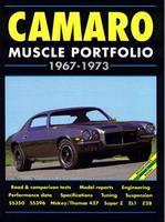 Camaro Muscle Portfolio 1967-1973