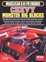 Chevy Monster Big Blocks
