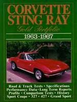 Corvette Sting Ray Gold Portfolio 1963-1967