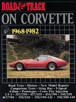 Road & Track On Corvette 1968-1982