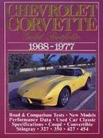 Chevrolet Corvette Gold Portfolio 1968-1977