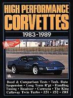 High Performance Corvettes 1983-1989
