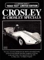 Crosley & Crosley Specials