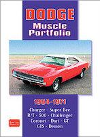 Dodge 1964-1971: Muscle Portfolio