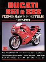 Ducati 851 & 888 1987-1994 Performance Portfolio