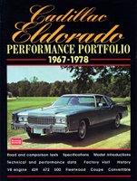 Cadillac Eldorado Performance Portfolio 1967-1978