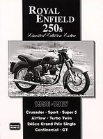Royal Enfield 250s Limited Edition Extra 1956-1967