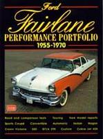 Ford Fairlane Performance Portfolio 1955-1970