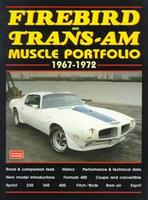 Firebird And Trans-Am Muscle Portfolio 1967-1972