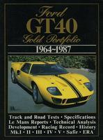 Ford GT40 Gold Portfolio 1964-1987