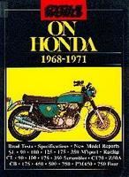 Cycle World On Honda 1968-1971