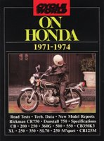Cycle World On Honda 1971-1974