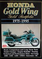 Honda Gold Wing Gold Portfolio 1975-1995