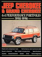 Jeep Cherokee & Grand Cherokee 4x4 1992-98 Performance Portfolio