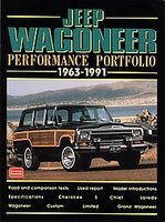 Jeep Wagoneer Performance Portfolio 1963-1991