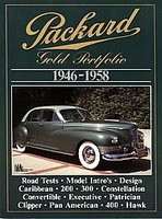 Packard Gold Portfolio 1946-1958