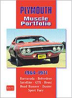 Plymouth Muscle Portfolio 1964-1971