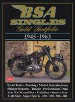 BSA Singles Gold Portfolio 1945-1963