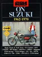 Cycle World On Suzuki 1962-1970