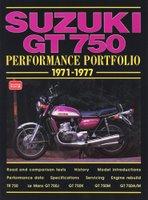 Suzuki GT750 Performance Portfolio 1971-1977