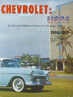 Chevrolet USA-1 1946-1959: An Illustrated History Of Passengers Cars