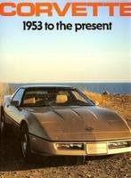 Corvette: 1953 To The Present