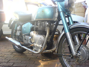 1959 Royal Enfield Constellation